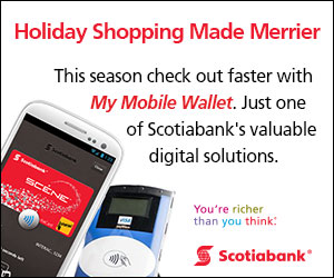 Scotiabank Mobile Wallet