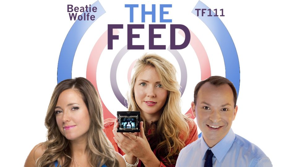 #TheFeed: Musical AR, 3D Printed Pancakes & Coffee-Making ...