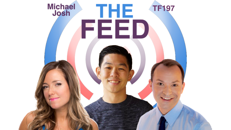 #TheFeed: Tech Gifts; Salesforce; & KonMari